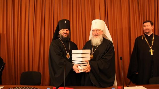 Председатель Издательского Совета вошел в Редакционный совет журнала «Христианское чтение»