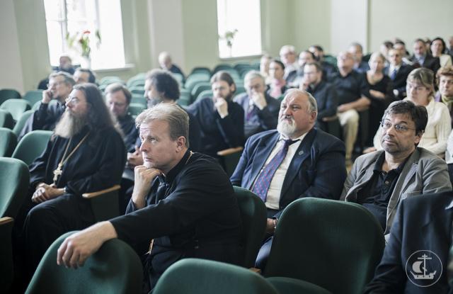 Накануне актового дня в Академии прошло общее собрание преподавателей