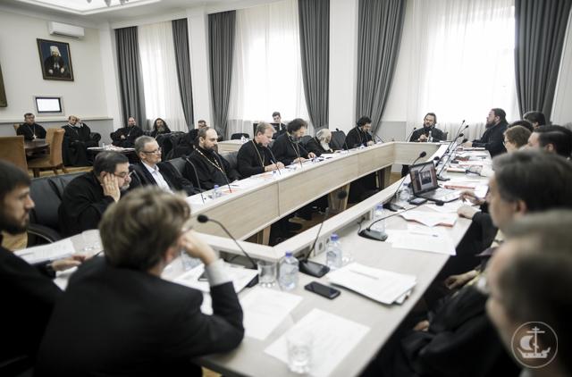 Ученый совет Санкт-Петербургской Духовной Академии подвёл итоги 2016/2017 учебного года
