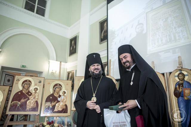Праздник светлой грусти: в Духовной Академии прошел торжественный Выпускной акт