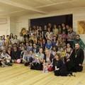 Преподаватель и студент Духовной Академии приняли участие в летнем лагере для семей с детьми с синдромом Дауна