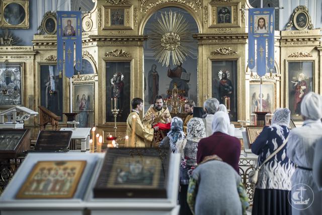 В Академии прошли воскресные богослужения накануне периода отпусков