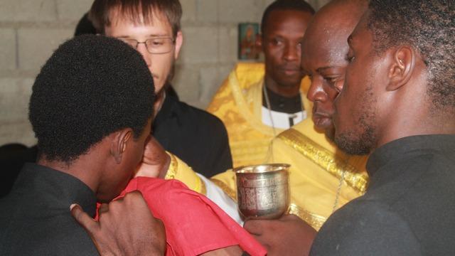 Аспирант Санкт-Петербургской Духовной Академии посетил Православную Миссию в Гаити