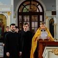 Студенты Академии возобновили традицию молитвы святым выпускникам Академии