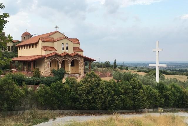 В Академии пройдет встреча с игуменией монастыря преподобного Ефрема Сирина