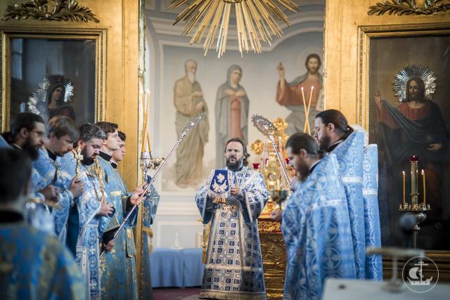 Академия почтила память святых XXвека