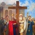 Архимандрит Ианнуарий (Ивлиев). Воздвижение честного и животворящего креста господня