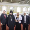 Ректор Духовной Академии принял участие в открытии выставки «Православная Русь»