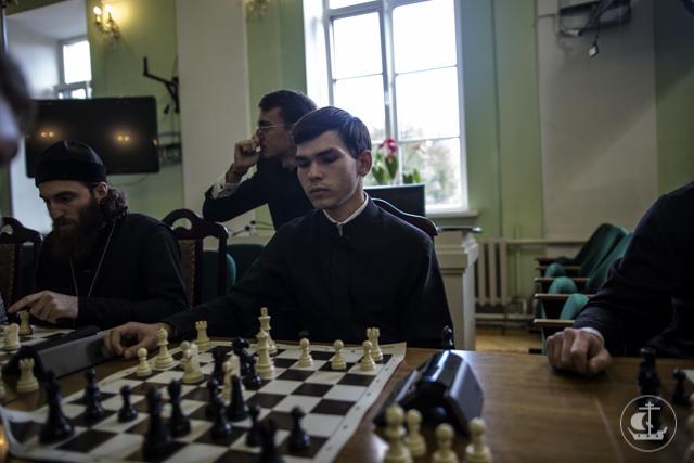 В Академии прошел студенческий шахматный турнир