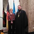 Секретарь Ученого совета посетил прием по случаю Дня Германского единства