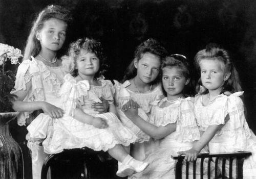 Записи императрицы Александры Федоровны о семейной жизни и воспитании детей