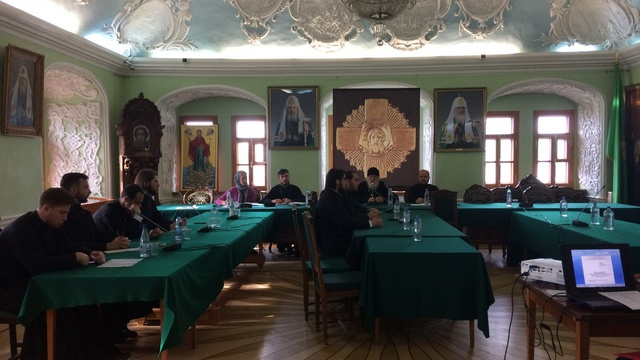 Заведующий отделом заочного обучения Академии принял участие в педагогической конференции МДА