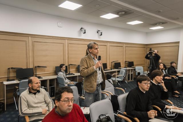 Проректор Академии выступил модератором круглого стола в ТАСС