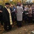 На Никольском Кладбище Александро-Невской лавры установлена памятная доска выпускнику Академии