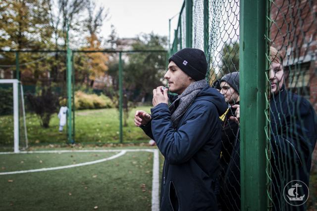 Розыгрыш, удар, гол: в Академии прошел чемпионат по мини-футболу