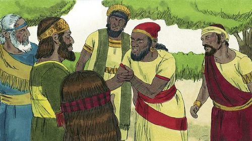Главные миссионеры Церкви Христовой