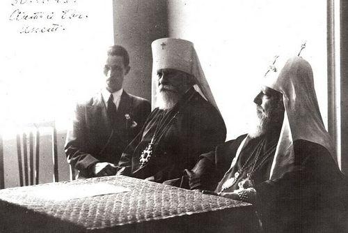 Алексей Осипов. Революция вышла из семинарии