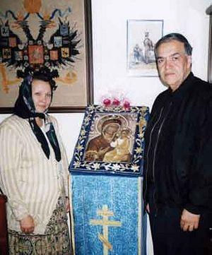 Протоиерей Виктор Потапов. Иосиф Муньос - избранник Божией Матери