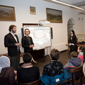 Студенты Академии выступили на показе фильма «Жизнь за веру»