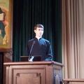 Студент бакалавриата выступил на научно-богословской конференции в Московской духовной академии