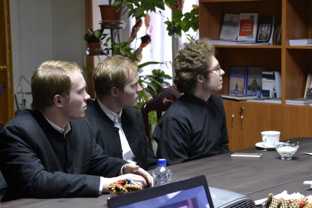 Студенческое историческое общество провело круглый стол «Церковная архитектура Санкт-Петербурга»