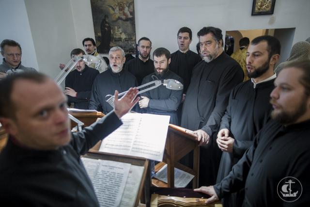 Архиепископ Амвросий поздравил епископа Тихвинского и Лодейнопольского Мстислава с 50-летием