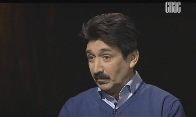 Сергей Бедненко. Сан Саныч