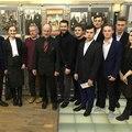 Студенты Духовной Академии посетили открытие выставку «Февраль. Революция. 1917»