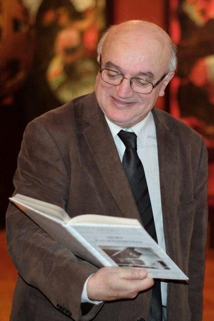 Профессору Факультета церковных искусств В.А. Гуревичу исполнилось 70 лет