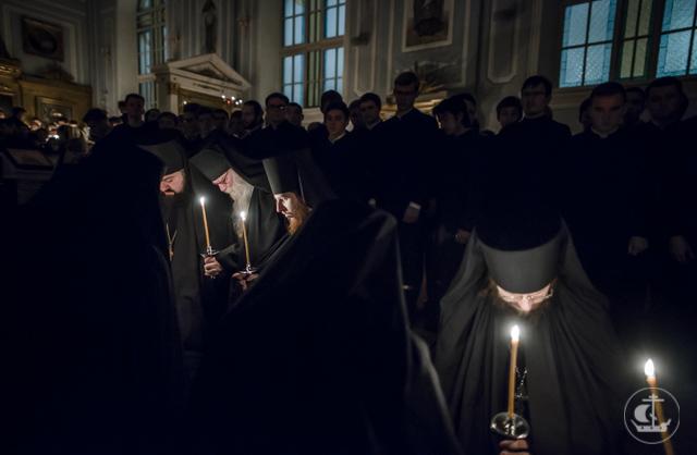 Трое студентов Духовной Академии приняли монашеский постриг