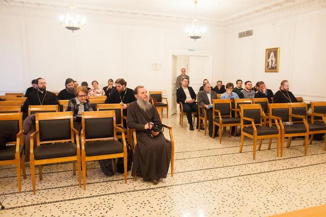 Преподаватель Академии принял участие в VII Международной научной конференции «Иеронимовские чтения»