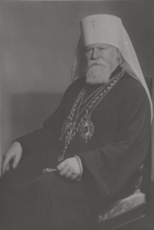 Николай (Ярушевич), митрополит Крутицкий и Коломенский