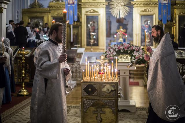 Духовная Академия почтила память святейшего патриарха Алексия II