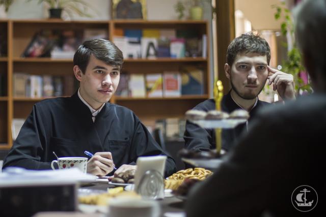 Санкт-Петербургской Духовной Академии впервые прошла научная конференция по церковному праву