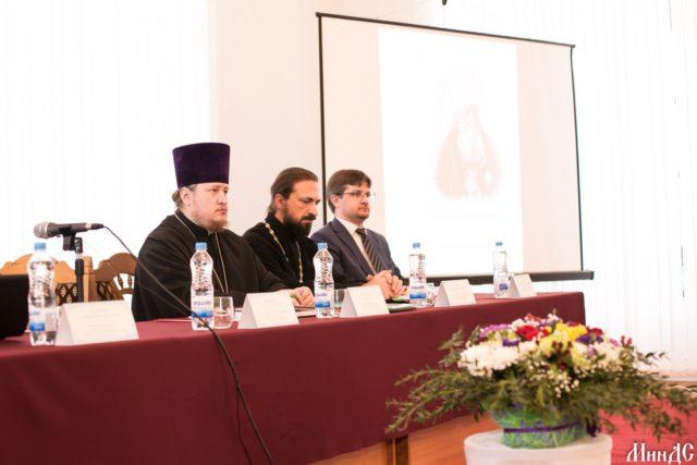 Заведующий аспирантурой Духовной Академии выступил на Международной конференции
