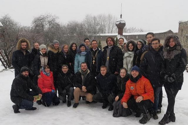 Студенты Академии приняли участие в выезде активистов студенческой Ассоциации «Покров»