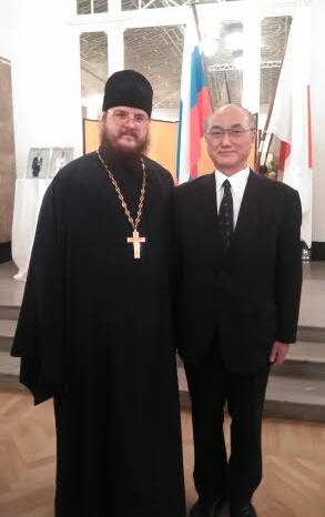 Секретарь Ученого совета посетил прием по случаю Дня рождения императора Японии