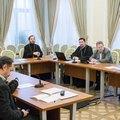 Заведующий и соискатель кафедры библеистики Санкт-Петербургской Духовной Академии приняли участие в конференции в ПСТГУ