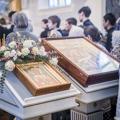 В академических храмах прошли воскресные богослужения
