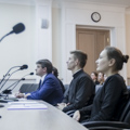 В Санкт-Петербургской Духовной Академии прошла межвузовская конференция в режиме онлайн