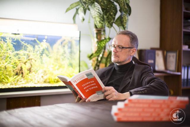 Вышел в свет шестой номер научного журнала «Христианское чтение» за 2017 год