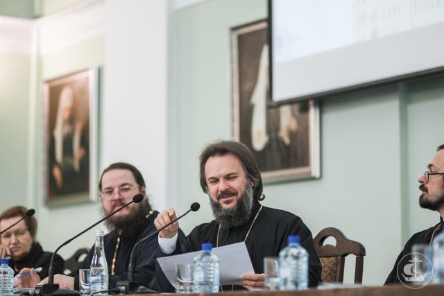 В Духовной Академии прошло итоговое заседание Ученого совета и общее собрание