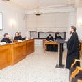Архиепископ Амвросий принял участие в заседании Комиссии Московского Патриархата по регулированию студенческого обмена