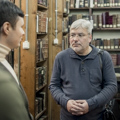 Писатель Евгений Водолазкин посетил Духовную Академию