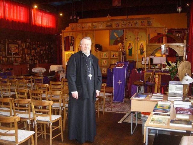 Священник Грегори Хэллэм. «Европу не вернешь Христианству совместными резолюциями»