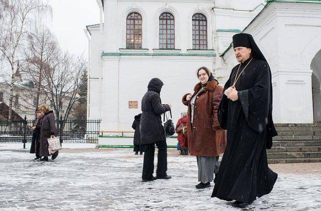Как «огуречные Православные» оказываются духовно сильнее «Православных официально»