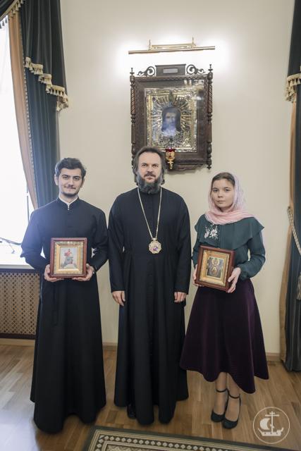 Студент Духовной Академии получил благословение на брак
