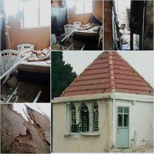 Христианские кварталы Дамаска вновь подверглись минометному обстрелу