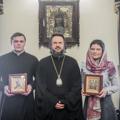 Архиепископ Амвросий благословил студента Духовной Академии на вступление в брак