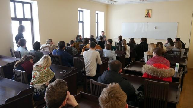 Студент Академии принял участие в молодёжной конференции в Минске